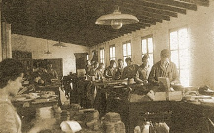 Camper Old School Warehouse